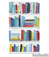 book wallpaper bookcase wallpaper designs