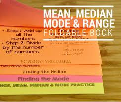 26 best mean median mode images on pinterest teaching math