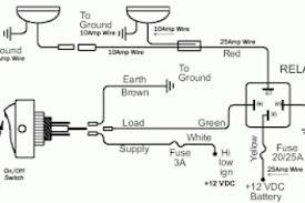 5 pin relay wiring diagram wiring diagram