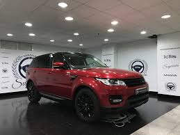 red range rover 9 land rover range rover sport for sale on jamesedition