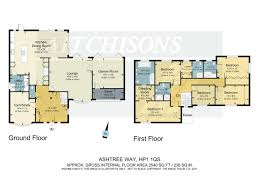 5 bed detached house for sale in ashtree way hemel hempstead hp1