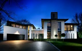 house design in uk lux modern house shortlisted for the northern design awards final
