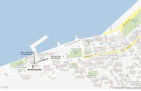 Hong Kong Mtr Map Kennedy Town Hong Kong Map Mtr Kennedy Town Station Map China