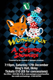 upstagers christmas showcase u201d at the king u0027s hall and winter gardens