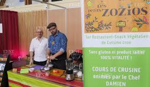 cours de cuisine crue edition de pont à mousson blénod lès pont à mousson des