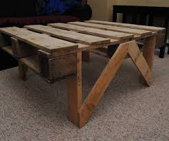 Wooden Table Plans Coffee Table Marvelous Pallet Style Coffee Table Reclaimed