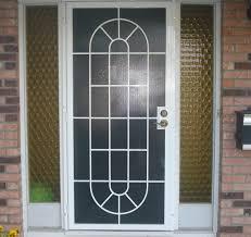 enchanting security screen doors home depot 2 security sliding