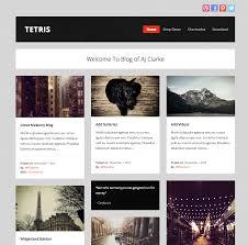 tetris free masonry tumblog wordpress theme wpexplorer
