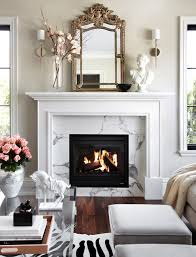 stone fireplace with white mantle what to expect from for idolza