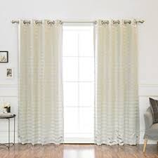 White Satin Curtains Best Home Fashion Satin And Suede Stripe Curtains
