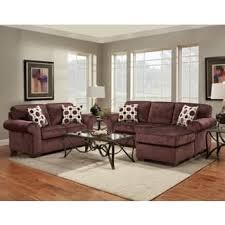 purple living room furniture sets for less overstock com