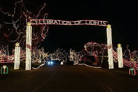 christmas lights in missouri of lights in o fallon missouri