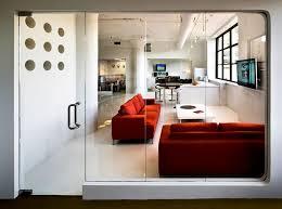 home design nyc client lounge animation studio office interior design um project