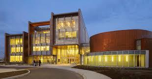 centennial college library and academic building diamond schmitt courtesy of diamond schmitt architects
