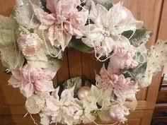 Shabby Chic Wedding Decor For Sale by Holiday Christmas Winter Wonderland Shabby Wreath Chic Wedding