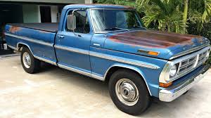 Classic Ford Truck Images - tow ready classic 1972 ford f 250 camper special