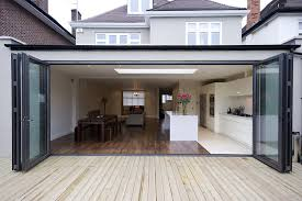 Bifold Patio Doors Bi Folding Patio Doors Darcylea Design