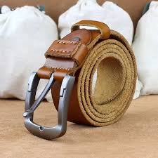 Handmade Belts And Buckles - 2017 vintage cowboy handmade belts for genuine leather cowskin