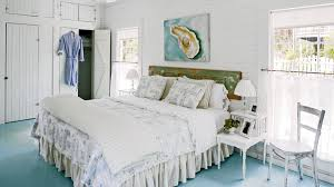 Beachy Bedroom Furniture by 100 Comfy Cottage Rooms Coastal Living
