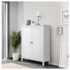 Wohnzimmerschrank Von Ikea Hemnes Schrank Mit 2 Türen Weiß Gebeizt Ikea