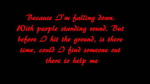 duran duran falling down lyrics youtube