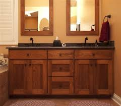 craftsman bathroom vanity cabinets excellent design bathroom vanities mission style cabinets shaker