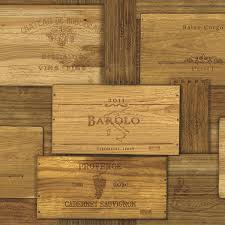 chesapeake man01711 randolph wine crates wallpaper brown