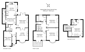 floor plan area calculator 4 bedroom property for sale in crowborough road saltdean