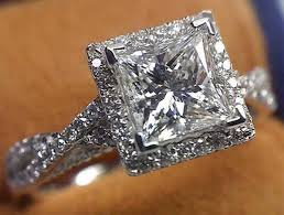 princess engagement rings best princess cut engagement rings trusty decor