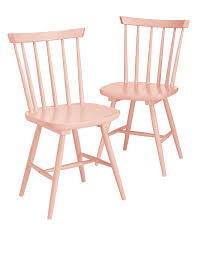 2 dinton coral chairs m u0026s