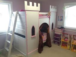 Bunk Beds Meaning Princess Castle Bunk Bed 12 Steps With Pictures