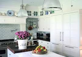 design wonderful kitchen decor themes white and silver