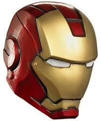 halloween iron man costume iron man 2 helmet mask men halloween costumes