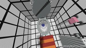 Map Crafting Recipe The Dropper Adventure And Puzzle Map Download For Minecraft 1 8