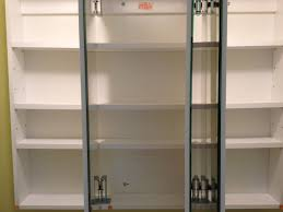 easy and custom medicine cabinets all home decorations