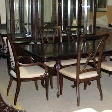 Glass Drop Leaf Table Ethan Allen Glass Dining Table U2013 Cafegratitude Info