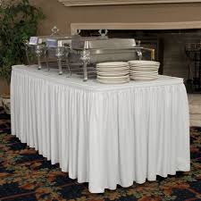 Table Skirts Table Skirts For Wedding Reception Tables
