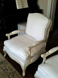 Shabby Chic Armchairs by Mlle Magpie My New Shabby Chic Chairs