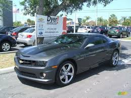 rs camaro 2010 2010 rs camaro 2010 chevrolet camaro ss rs coupe cyber gray