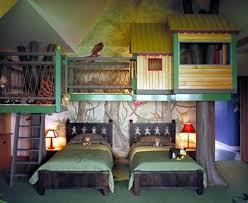 Cool Kid Rooms Pueblosinfronterasus - Cool kids bedroom theme ideas