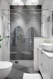 Grey And Black Bathroom Ideas Best 25 Grey White Bathrooms Ideas On Pinterest White Bathroom