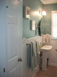 bathroom color scheme brown and blue u2014 thenest