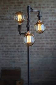 Edison Bulb Floor L Floor L Edison Bulb For Best 25 Industrial Ls Ideas On
