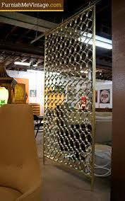 Screens Room Dividers by Mid Century Modern Gold Room Divider Screen I Have To Admit I