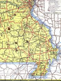 Map Missouri Section Maps Of Missouri