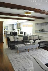 Greige Interiors Our New Sectional From Interior Define And A 500 Giveaway Dear