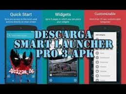 smart launcher pro apk smart launcher pro 3 apk free for android smart launcher