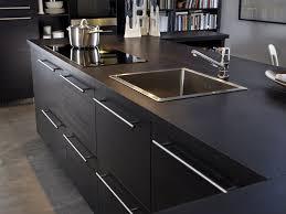 cuisine noir mat ikea cuisine ikea laxarby excellent fabulous design cuisine laxarby