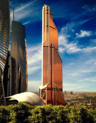 75 Square Meters To Feet 339 Meters 1112 Feet 75 Floors Mercury City Tower Moscow Russia