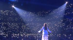 céline dion my will go on live 2016 hd